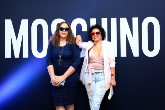 THE EXCLUSIVE MOSCHINO EYEWEAR SS18 RANGE LAUNCHES IN SA