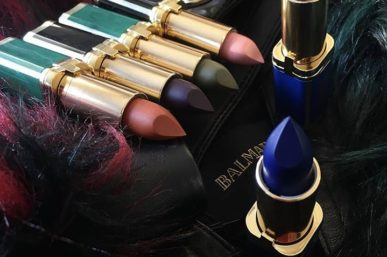 L'OREAL PARIS PARTNERS WITH BALMAIN WITH NEW LIPSTICK RANGE