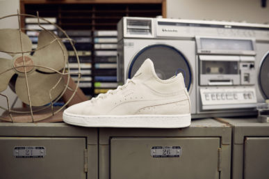 BIG 'SEAN' ANDERSON CELEBRATES 50 YEARS OF SUEDE WITH PUMA