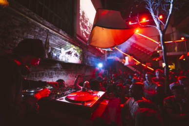 THE VENUES CONFIRMED FOR THE RED BULL MUSIC FESTIVAL