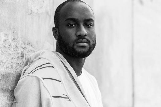 'OFF-WHITE' CREATOR VIRGIL ABLOH JOINS THE LOUIS VUITTON FAMILY