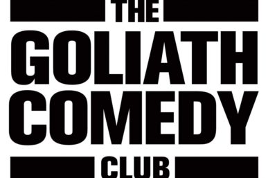 GOLIATH COMEDY TO CELEBRATE 2ND BDAY IN TRUE COMEDY STYLE