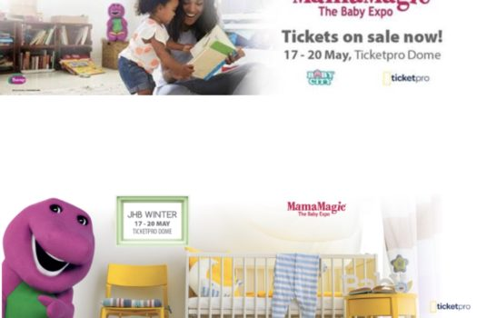 WIN – TICKETS GIVEAWAY TO MAMA MAGIC THIS WEEKEND