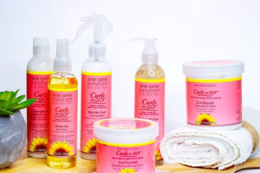 CURLS TO GO RANGE GET THE NOD FROM THE MILLENIALS