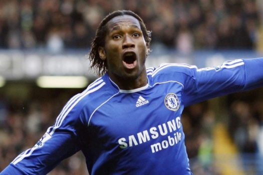 DIDIER DROGBA NEWEST SPECIAL OLYMPICS GLOBAL AMBASSADOR