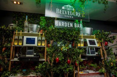 DO CHECK OUT THE BELVEDERE GARDEN BAR THIS WEEKEND