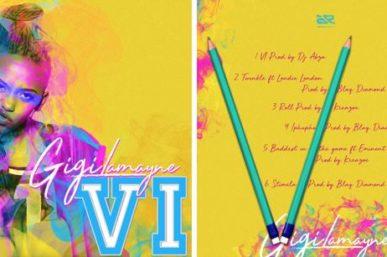 GIGI LAMAYNE REVEALS MUCH ANTICIPATED ALBUM ARTWORK