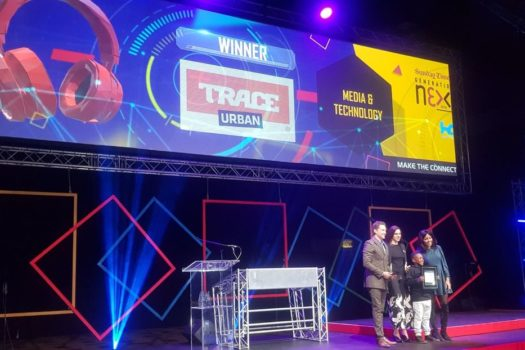 TRACE URBAN VOTED COOLEST TV MUSIC CHANNEL AGAIN