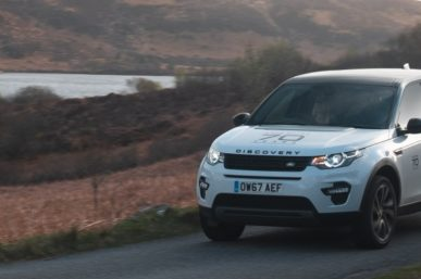 LAND ROVER SAVES LIVES WITH THE NEW THREE WORDS PROJECT