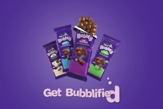 #GETBUBBLIFIED WITH CADBURY, SHARE IT, WIN BUBBLY & CASH
