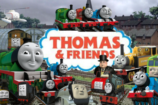 THOMAS & FRIENDS: BIG WORLD! IN CINEMA THIS FRIDAY