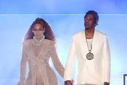 SEE BEYONCE AND JAY LIVE FOR FREE BY DOING GOOD DEEDS