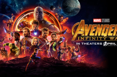 AVENGERS: INFINITY WAR 2ND HIGHEST GROSSING MOVIE IN SA