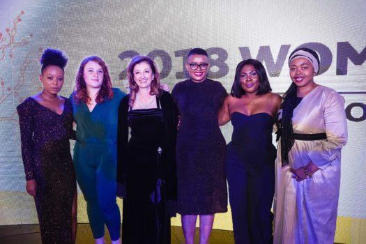 WOMEN INNOVATORS HONOURED AT THE MTN WOMEN IN ITC AWARDS