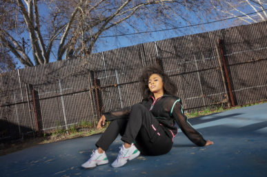 PUMA LAUNCHES MUSE MAIA STREET SPORTED BY OUR OWN NOMZAMO MBATHA