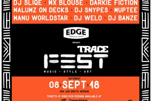 TRACE PRESENTS THE #TRACEFEST – THE ULTIMATE BLOCK PARTY