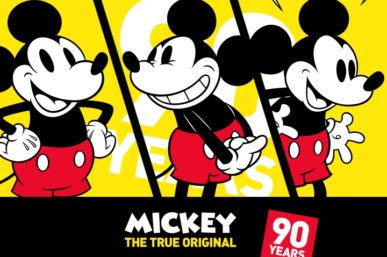 DISNEY HONOURS 90 YEARS OF MICKEY MOUSE WITH LOCAL FESTIVITIES