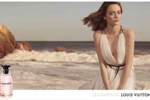 LOUIS VUITTON LAUNCHES ITS FIRST FRAGRANCE FILM CAMPAIGN