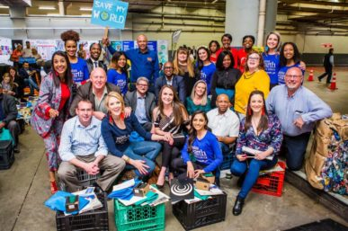 UNITING TO STOP WASTE FOR NATIONAL RECYCLE WEEK
