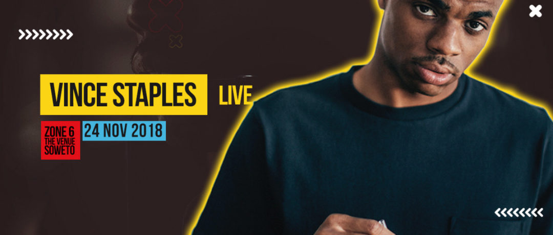 VINCE STAPLES TO HEADLINE CAPSULE FEST NEXT MONTH