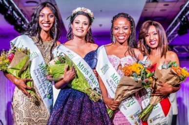 CELEBRATING 15 YEARS ENVIRONMENTAL ADVOCACY WITH MISS EARTH