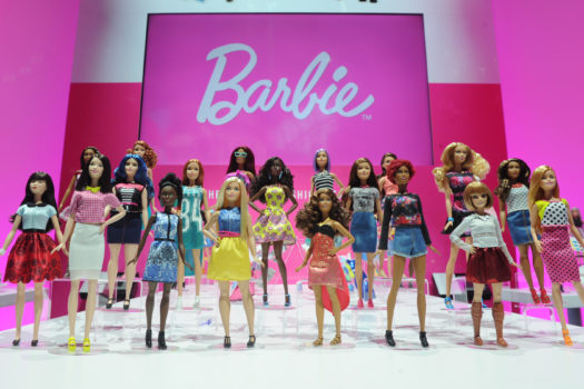BARBIE PUSHES GLOBAL INITIATIVE TO CHAMPION GIRLS