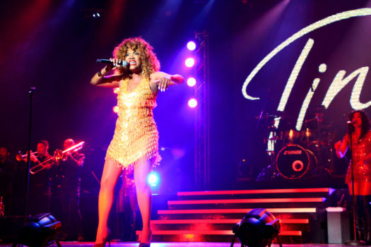 TINA'S SIMPLY THE BEST PRODUCTION HITS ROODEPOORT THEATRE