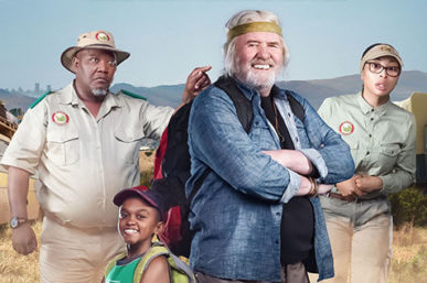 95 CINEMAS CONFIRMED FOR LEON SCHUSTER'S HILARIOUS NEW FILM