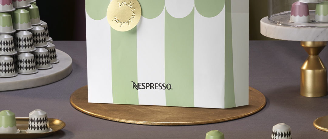 A TASTE OF PARIS FOR THE FESTIVE SEASON WITH NESPRESSO