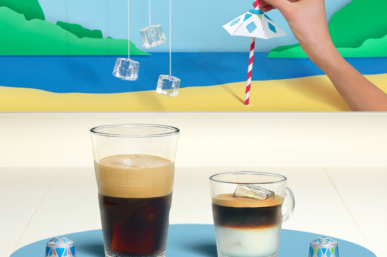 TREAT YOURSELF TO THE PERFECT ICED COFFEE IN THE PERFECT WEATHER