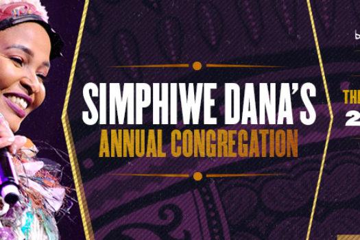 SIMPHIWE DANA'S ANNUAL CONGREGATION TO THE LYRIC