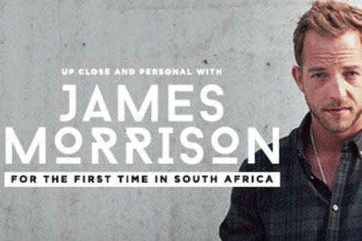 EXTRA JAMES MORRISON CONCERT DATE ADDED FOR JOBURG LEG