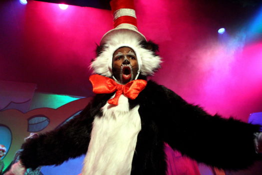 GET READY TO LAUGHTER WITH SEUSSICAL THE MUSICAL JR