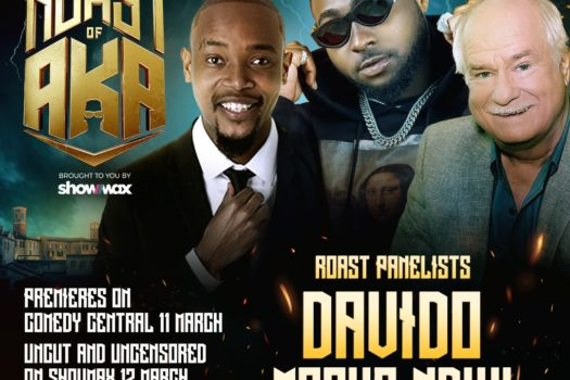 THE HEAT IS ON AS DAVIDO & MOSHE JOIN PANEL TO ROAST AKA