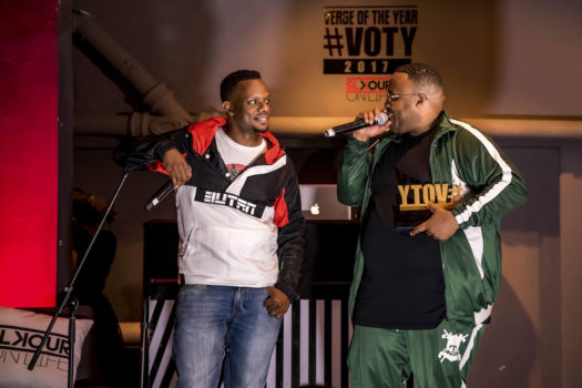 CELEBRATING HIP HOP AT THE VERSE OF THE YEAR AWARDS