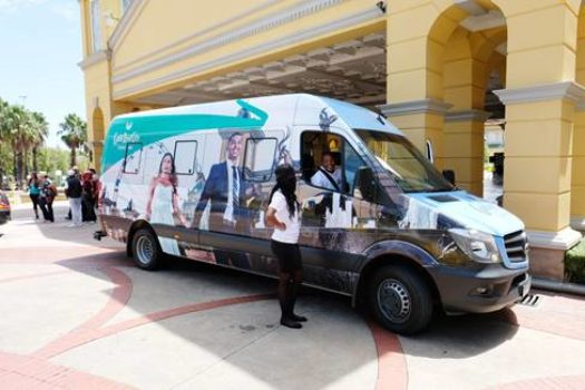 GOLD REEF CITY INTRODUCES SHUTTLE SERVICE