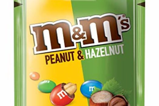 M&M's®  INTRODUCE THE NEW PEANUT & HAZELNUT LIMITED EDITION