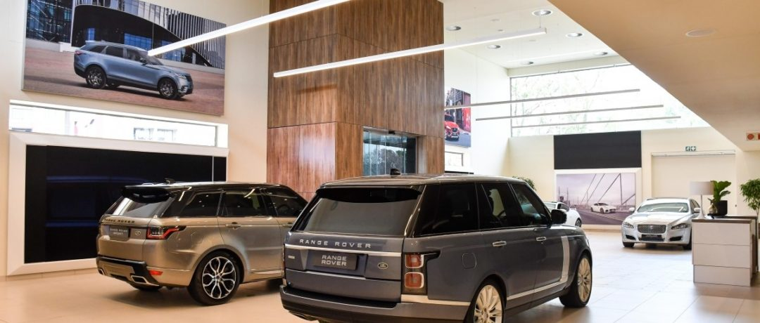 ALL LAND ROVER EXPERIENCE JHB OFFICIALLY OPENS