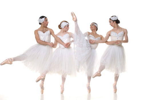CATCH NY'S LES BALLETS ELOELLE  IN 'MEN IN TUTU'S NEXT MONTH