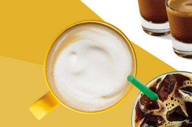 STARBUCKS BLONDE ESPRESSO ROAST DEBUT IN SA