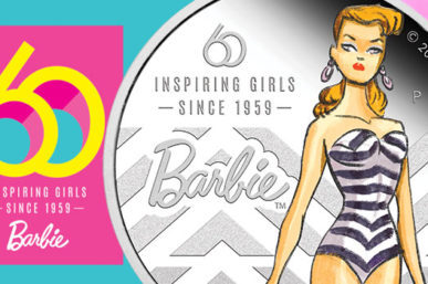 SOUTH AFRICA CELEBRATES THE 60TH ANNIVERSARY OF BARBIE