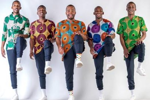THE SOIL AND THE LEGACY BRING ACAPELLA SOUNDS TO EMNOTWENI