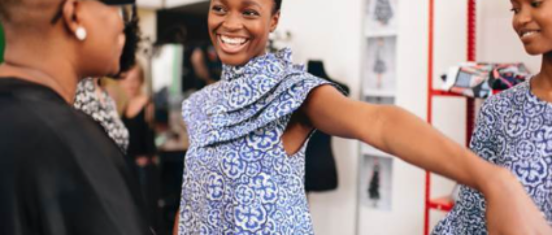 H&M ANNOUNCE FIRST AFRICAN COLLAB WITH MANTSHO