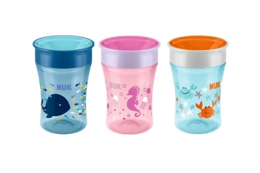 NUK INTRODUCES THEIR NEW MAGIC CUP