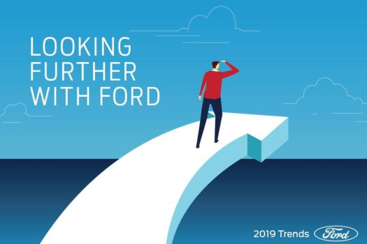 FIND OUT THE LATEST  CONSUMER TRENDS VIA FORD ANNUAL REPORT