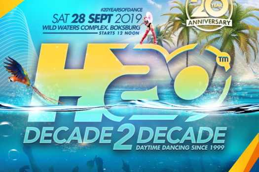 CELEBRATING 20 YEARS OF H2O AT DECADE TO DECADE FESTIVAL