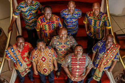 LADYSMITH BLACK MAMBAZO TO HOST CONCERT & AWARDS