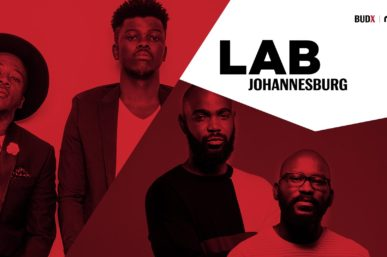 WHY YOU NEED TO CHECK OUT BUDWEISER'S #BUDX LAB JOZI