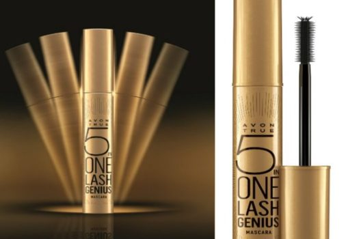 AVON INTRODUCERS TRUE 5 IN 1 LASH GENIUS MASCARA