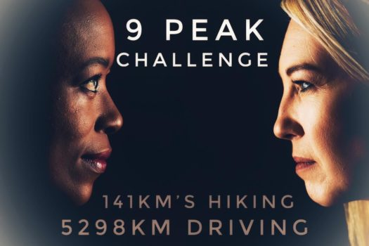 ALL WOMAN MOUNTAINEERING TEAM 9 PEAK CHALLENGE